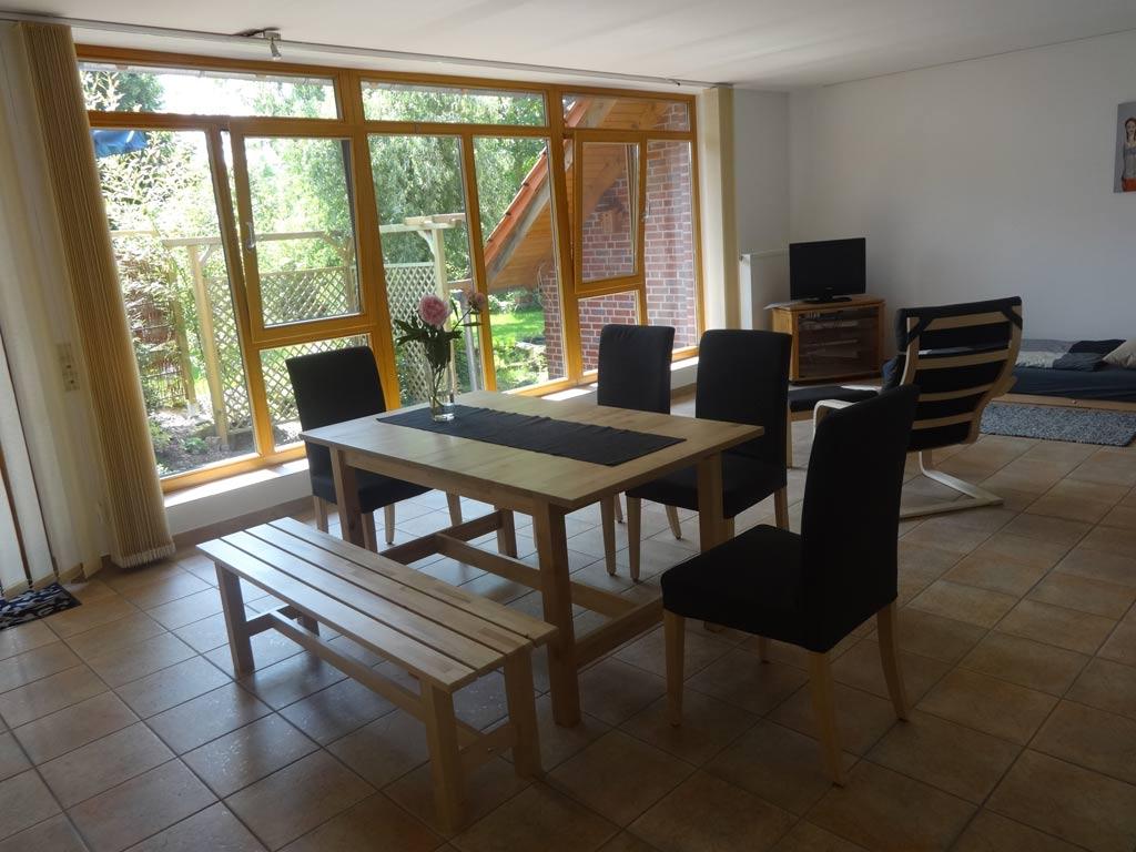 Citadelle.de - Ferienwohnung, 80 qm, großes Wohnzimmer, 1 Schlafraum ...